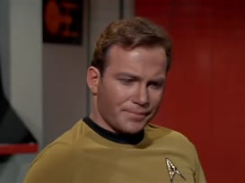 This is the captain. Condition, yellow alert.