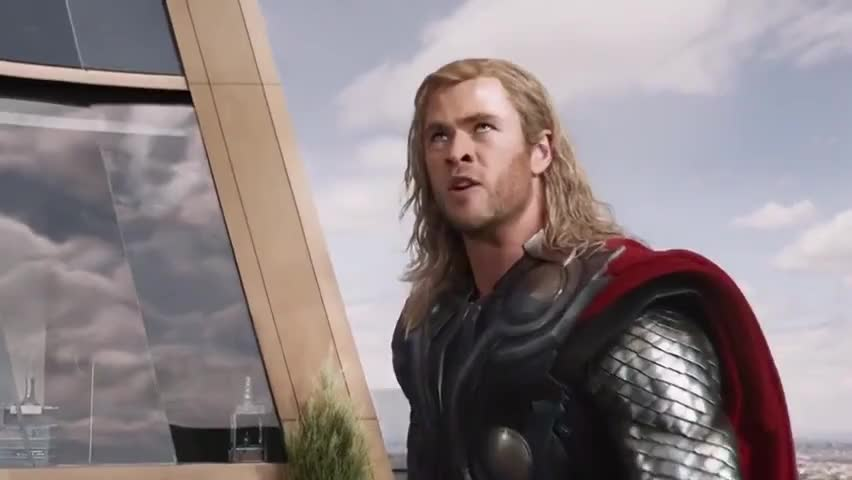 THOR: So be it.