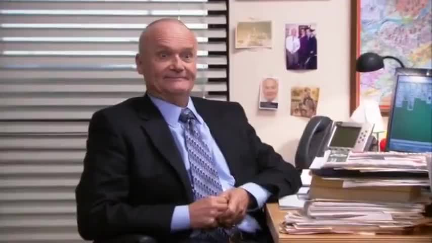 yarn finds the best video clips from dwight christmas by social media usage yarn indexes every clip in tv movies and music videos - The Office Dwight Christmas