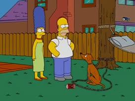 Marge, prepare the emergency ham.