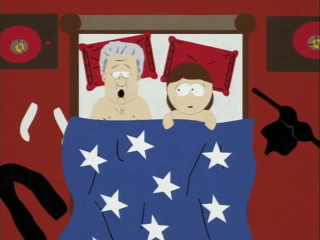 Well, okay, Mrs. Cartman. I'll legalize 40th trimester abortions for you.