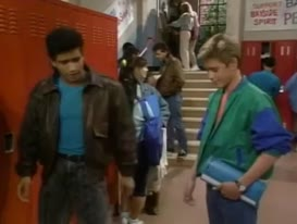 - Come on, what's your name? - Slater.