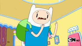 Oh, Finn, my flawless, flawless champion.