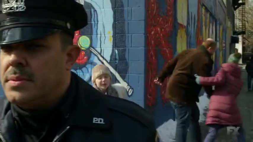 Clip image for 'Police, police!
