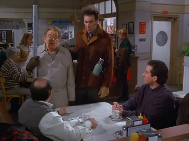 George, Festivus is your heritage. It's part of who you are.