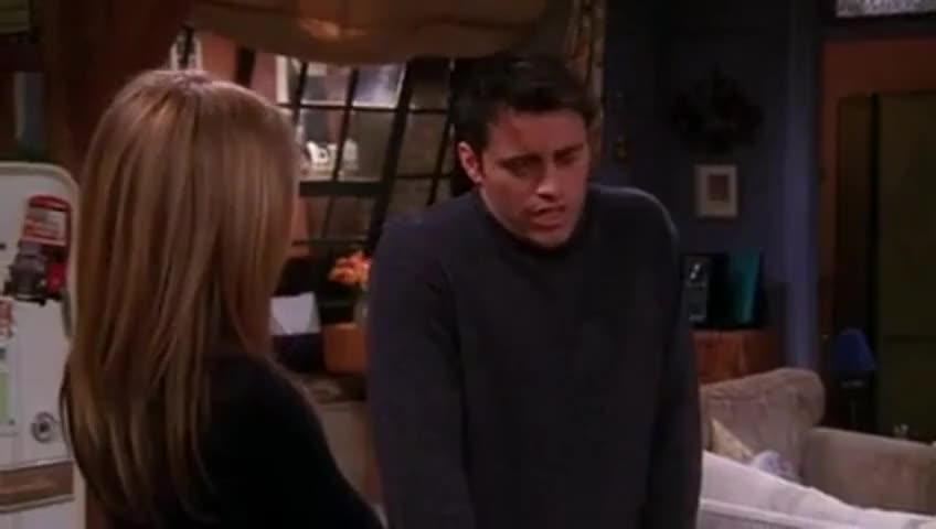 Man, I wish I saw Phoebe first.
