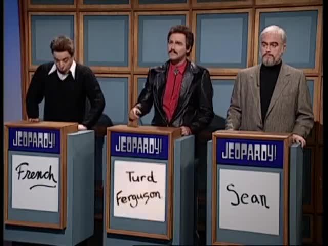 snl celebrity jeopardy burt reynolds video № 252439