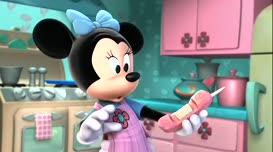 Mickey, is everything all right over there?