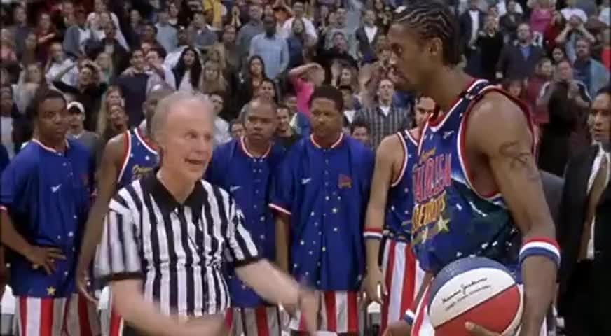 Technical foul! You're out of here!