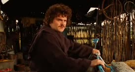 """Quiz for What line is next for """"Nacho Libre """"?"""