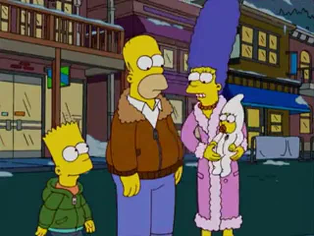 No more Simpsons movies.