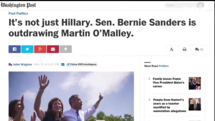 Yarn | is out trying martin o'malley the washing post