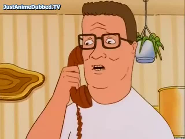 THIS IS HANK HILL.
