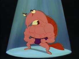 and the dreaded Jumbo Shrimp!