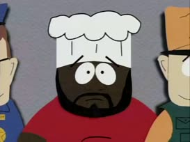 Who is Eric Cartman's father?