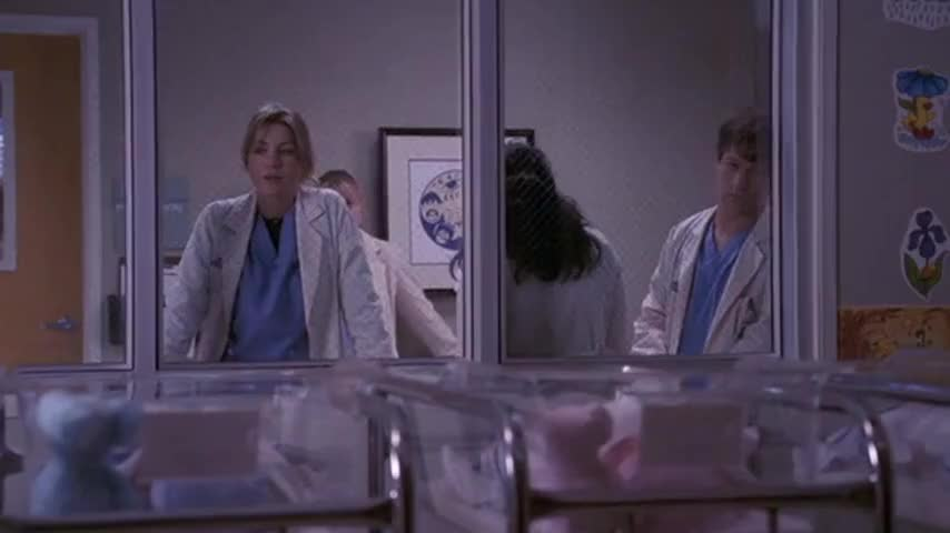 [Meredith] Fine, George and Izzie, you can move in.
