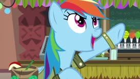 Daring Do and the Many Faces of--