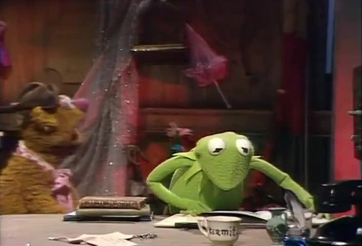 Letter for Kermit the Frog. Letter for Ker...