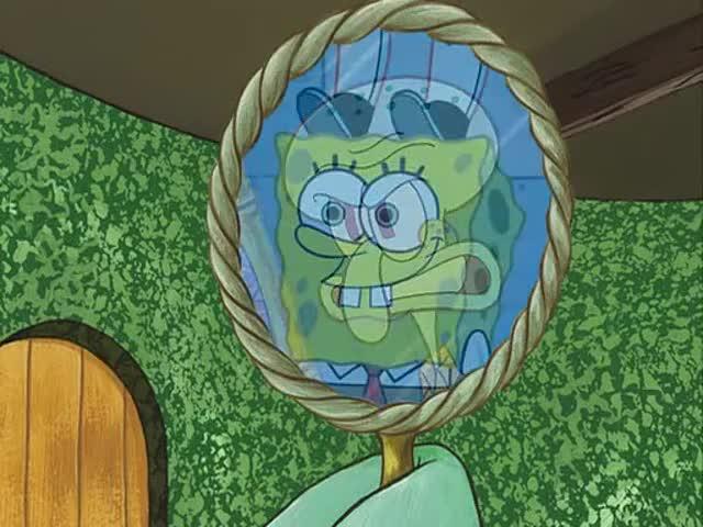 I will destroy the Krusty Krab!