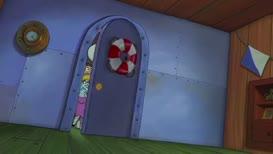 Mr. Krabs? SpongeBob, zip it!