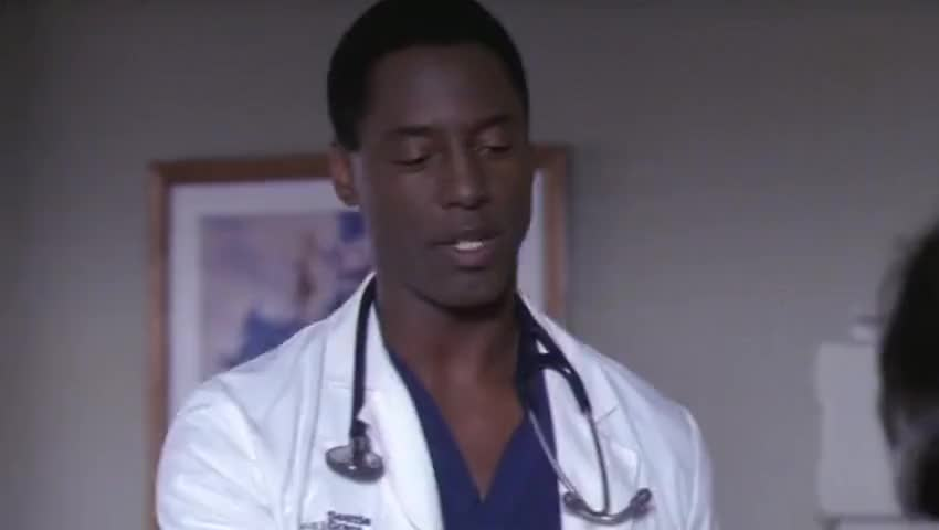Dr. Preston Burke. Nice to meet you, Mrs. Yang.