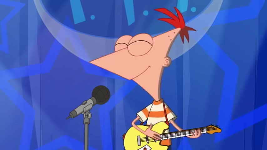 Yarn Bow Chicka Bow Wow Phineas And Ferb 2007 S01e04 Comedy Video Clips By Quotes Fc303109 紗
