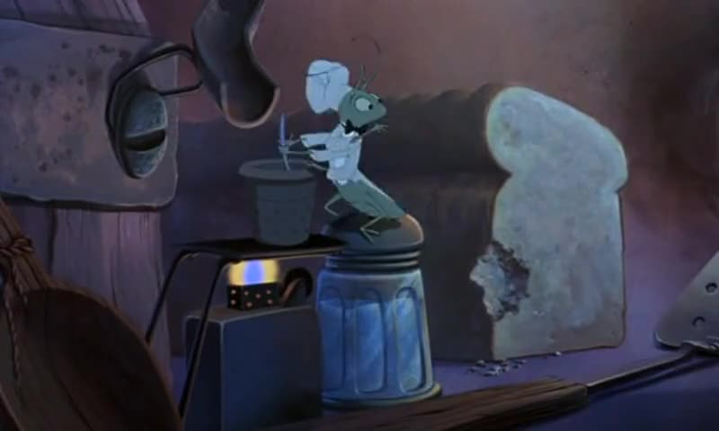 Clip image for 'Pea soup!
