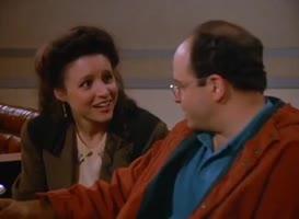 - I'm sorry. - It's not funny, Elaine.