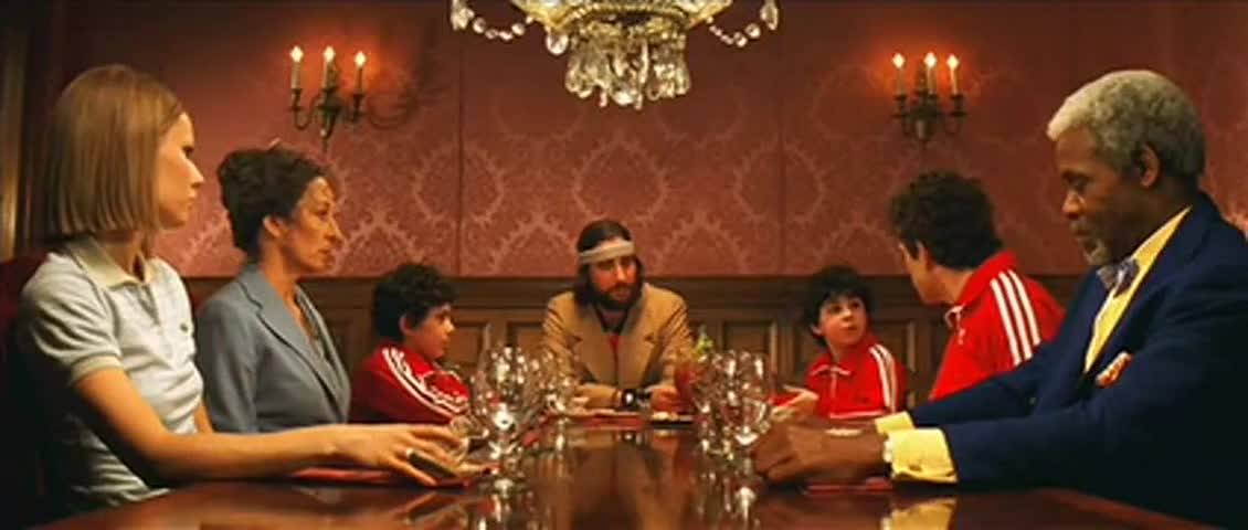 the spiritual principle of forgiveness in wes andersons film the royal tenenbaums saint augustines c