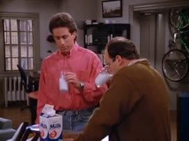 What am I drinking, milk?