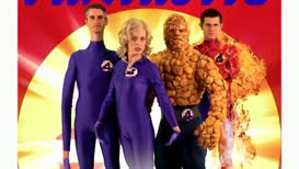 of the Fantastic Four, produced by Imagine Entertainment,