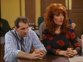 When Al Bundy goes to Court for slanging that Ghetto D out of his ride