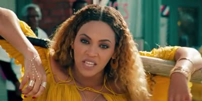 Quiz promotion for Beyonce Quiz