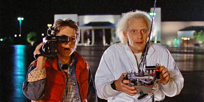 Back to the Future Quiz