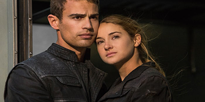 Quiz promotion for Divergent