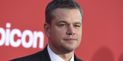Quiz promotion for Matt Damon Quiz