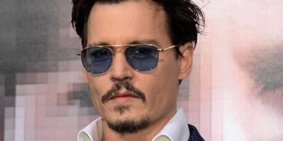 Quiz promotion for Johnny Depp Quiz