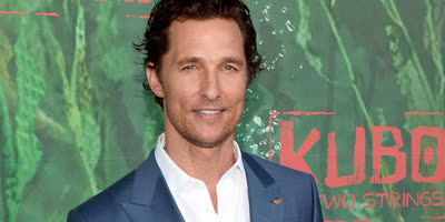 Quiz promotion for Matthew McConaughey Quiz