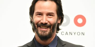 Quiz promotion for Keanu Reeves Quiz