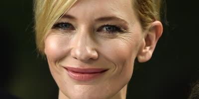 Quiz promotion for Cate Blanchett Quiz