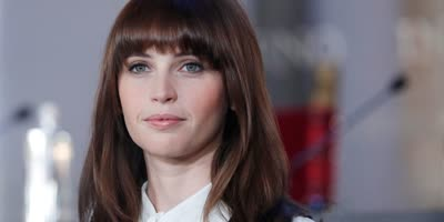 Quiz promotion for Felicity Jones Quiz