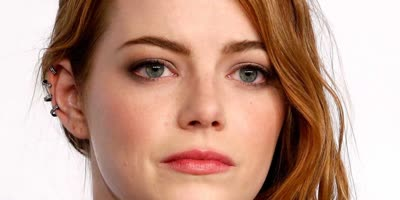 Quiz promotion for Emma Stone Quiz