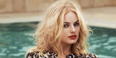 Quiz promotion for Margot Robbie Quiz