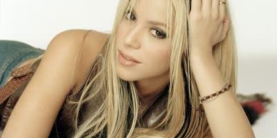 Quiz promotion for Shakira Quiz